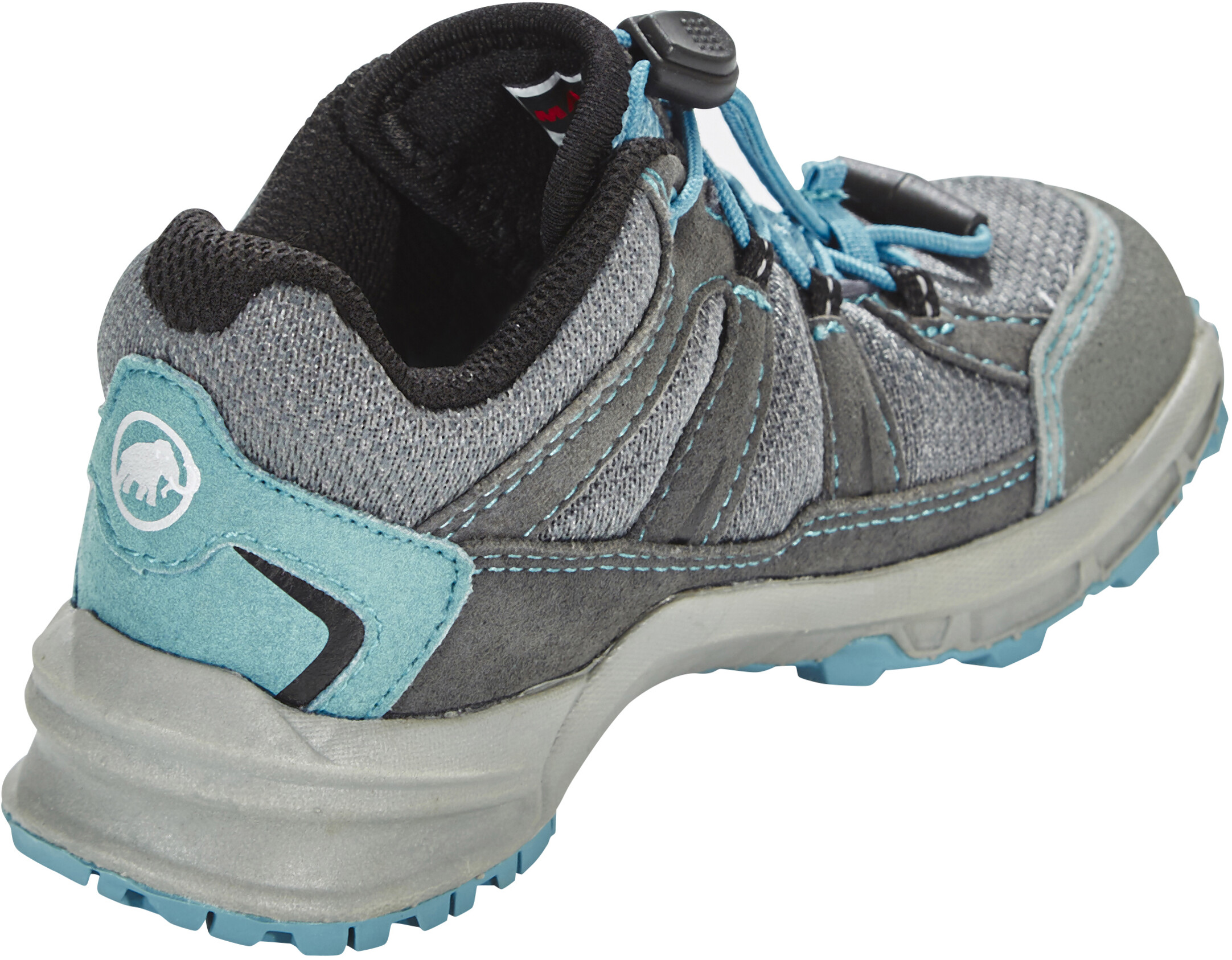 8c1dc7d2321 Mammut First Low GTX Shoes Children grey blue at Addnature.co.uk